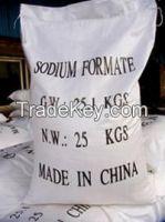 Sodium Formate leather