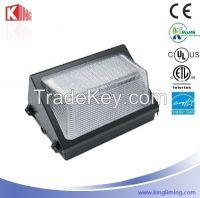 IP65 Waterproof Outdoor LED Wall Pack DLC certification 25w/42w/60w/80w/100w/120w/150w