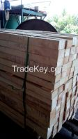 rubberwood kd, s4s /fjl board & solid wood flooring