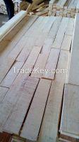 rubberwood kd, s4s /fjl board & solid wood flooring