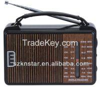 RX-607AC 4 band portable radio