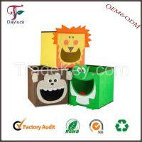 Fabric toy Storage Boxs