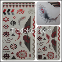 Hot Sale Eco-friendly Laser temporary tattoo