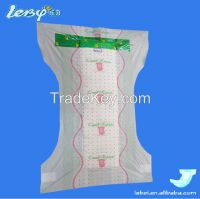 cheap super absorption paper tissue baby diaper