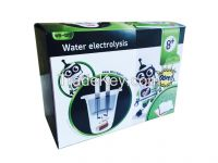 science kits educational toys water electrolysis