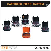 120 channels sequential fireworks firing system, wire control firing system