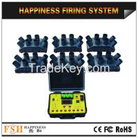 48 channels wire control stage special effects firworks firing system with salvo and sequential fire function(DBW8N-48)