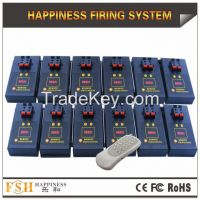24 cues Remote control Fireworks firing System,100 M remote control fireworks system(DB02r -24)