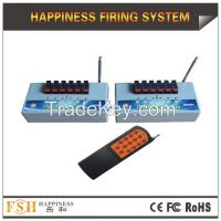 500M firing system,12 channels pyrotechnic remote firing system, control fireworks system(DBR04-X6/12)