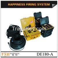 Waterproof case, 180 channels fireworks firing system, sequential fire fireworks firing system, fireworks machine