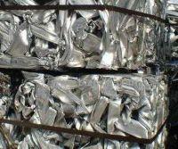 Aluminum scrap, 6063