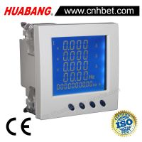 Three phase multi function power meter