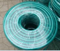 PVC flexible fiber reinforced water supply & garden hose