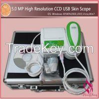 New Beauty Products Skin And Hair Analyzer, Skin Analyzer Magnifier Machine