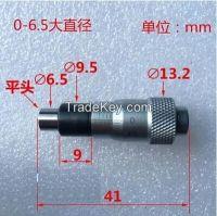 6.5mm micrometer head