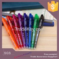 2015 Office&School Erasable Frixion Ball Pen for Promotion (X-8802)