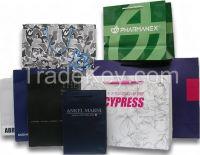 Shopping paper bag export