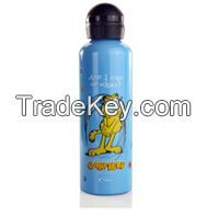 750ml aluminum shaker bottle logo printing