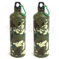 750ml aluminum bottle/water bottles free samples