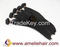 100% natural human hair bulk hair extensions
