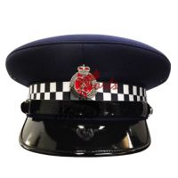 Police Officer Peaked Cap