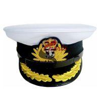 WW2 British Royal Navy Commander Peaked Cap
