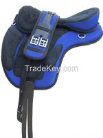 Synthetic Freemax Saddle With Girth
