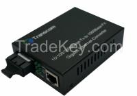10/100M ,10/100/100M ,1000M Media converter/ fiber optic transceiver media converter