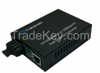 10/100M ,10/100/100M ,1000M Media converter/ fiber optic transceiver media converter