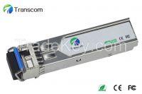 155M/1.25G / 10G BIDI 1310/1550nm 20km SFP Module