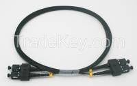 Patch cord SC/PC-SC/PC , SM Simplex Patch cord , 1m /2m /3m 2.mm G.652D