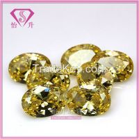 Aaa Brilliant cubic zircon synthetic gemstone