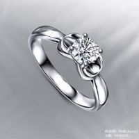 2015 fashion jewelry diamond high quality ring