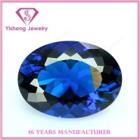 MultiColor Fashion Diamond Crystal Glass sapphir stone wholesale China