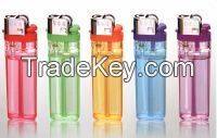 hot sale transparent bic flint gas lighter