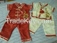 trendy chinese tang suit for boys (2-6 yrs old) only RM40 per set