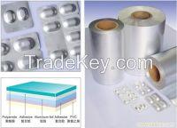 medical packaging aluminum foil composite film