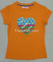 100% cotton childrens garments