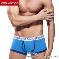Wholesale Hot Sale High Quality Veni Masee Fashion Cotton Boxer Shorts Men Underwear OEM/ODM China Manufacturer