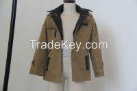Boy Coat Children Jacket Casual Style Lapel