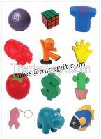 Various design pu stress ball toy