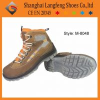 Steel toe bata safety shoe