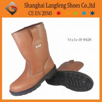 S3 oil resistant safety boot