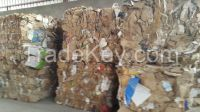 selling PET BOTTLES, Waste cartons and aluminium cans