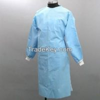 medical disposal item,SURGICAL GOWN . nonwoven fabric,medical use