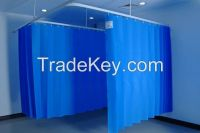 Emergency Bed Use Spp Drap Set/Disposable curtain for Hospital
