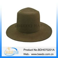 Stetson Crushable Western Hats with sweatband