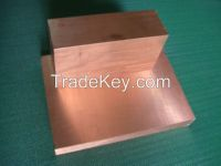 High quality 99.99% copper ingot