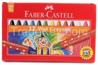 Faber Castell - Wax Crayons
