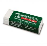 Faber Castell - PVC free Erasers